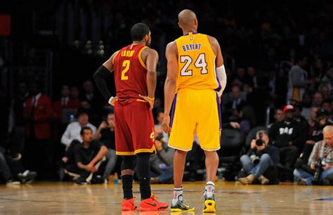 Don't Even Think About Dragging Kobe Bryant Into the Kyrie