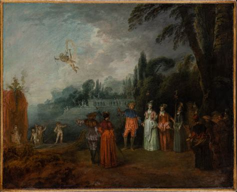 The Embarkation for Cythera - Digital Collection