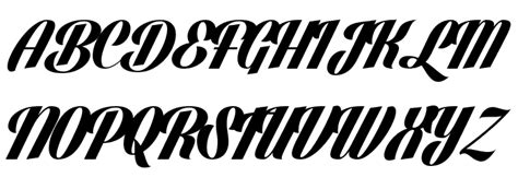 Lighthouse Personal Use Font | Download for Free - FFonts