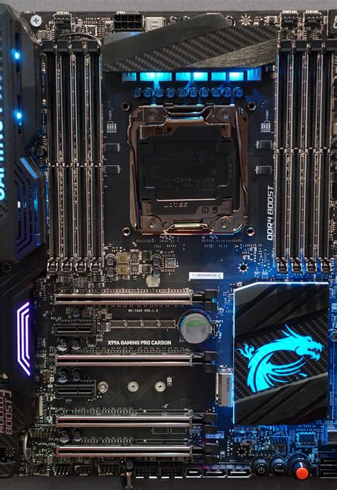 RGB LEDs are all over motherboards at Computex 2016 | PC Gamer