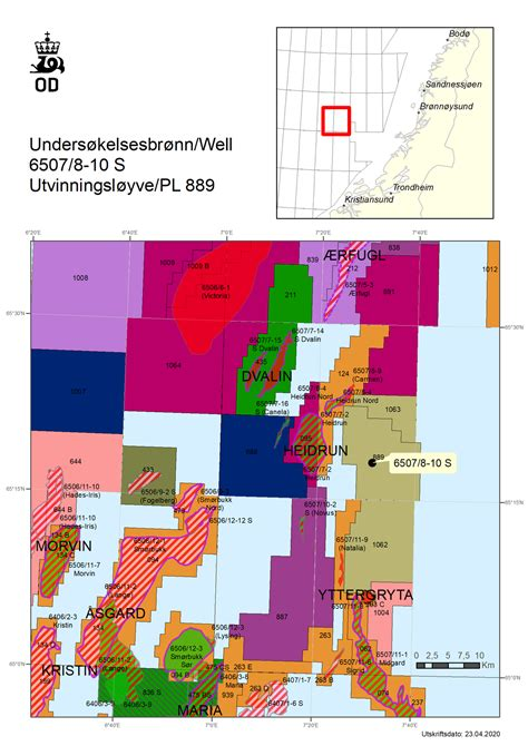 Neptune Energy Norwegian Sea well comes up dry   Oil & Gas