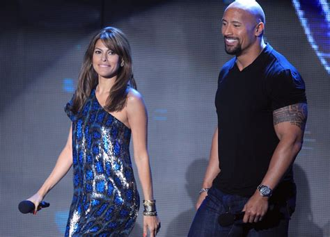 Eva Mendes and The Rock Might Get Their Own 'Fast and