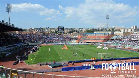 Stadio Angelo Massimino - Calcio Catania | Football Tripper
