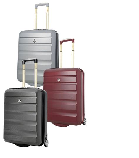 Aero Hard 55x40x20cm Trolley | Travelkit