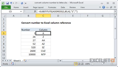 How To Convert Alphabets Into Number In Excel - Best