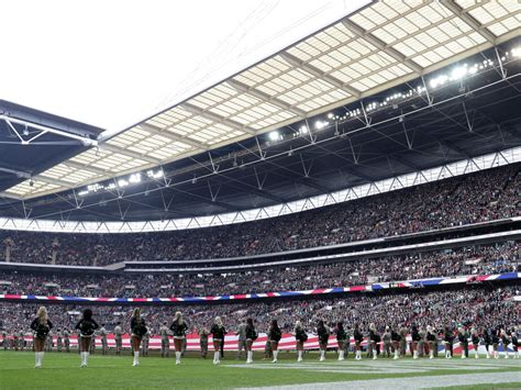 NFL confirms four London games in 2019 season | The