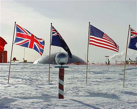 South Pole Antarctica - Expedition to the South Pole