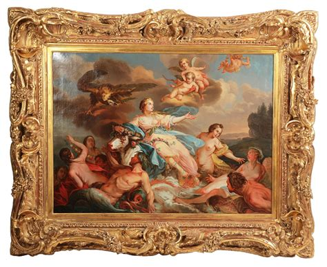 """Europa"" (The Abduction of Europa) After Jean Baptiste"