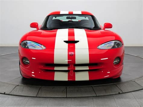 2002 Dodge Viper GTS for sale - Classic car ad from