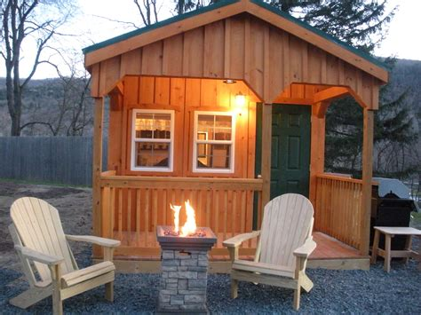 Amish Built Cabins for Sale in Cobleskill NY | Amish Barn
