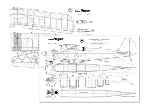 Super Tiger plan - Free download - Outerzone