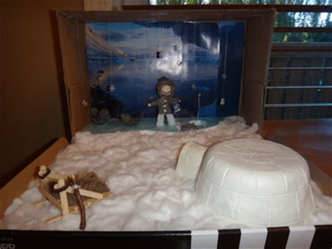 First Nations Diorama - Katelyn-LeonardSS9ep
