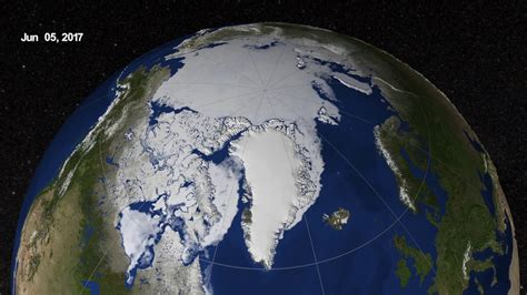 Polar sea ice: growth in south, loss in north – RCI | English