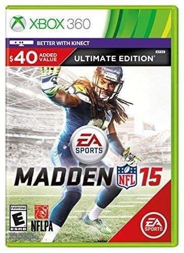 Madden NFL 15 Ultimate Edition Xbox 360 by Electronic Arts