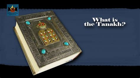 What is the Tanakh? - YouTube