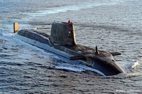 Top 10 Attack Submarines | Military-Today