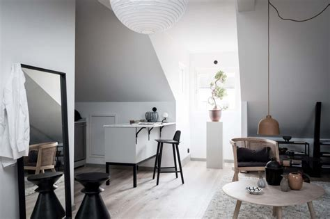 This Serene Swedish Home is The Perfect Small-Space Inspo