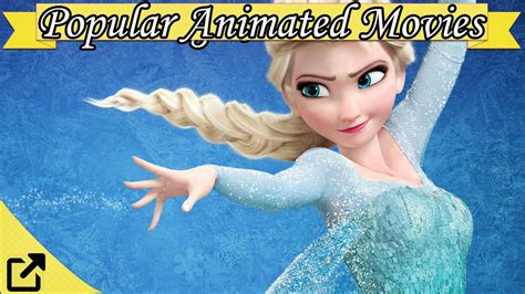 Top 20 Most Popular Animated Movies 2014 (All The Time