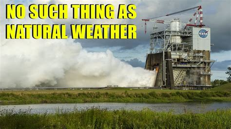 Proof of Weather Modification | NASA, HAARP & Chemtrail