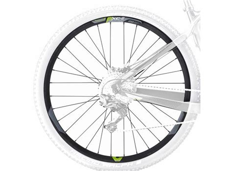 """Giant W MTB P-XC2 29"""" Forhjul F:15x100mm - Ultimate Nordic AS"""