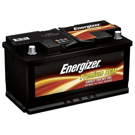 ENERGIZER AGM 12V 95AH CCA850 - Batteri & Radiatorservice AS