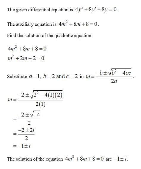 Answered: Find the general solution to the given…   bartleby