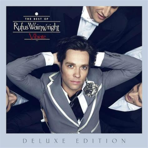 Rufus Wainwright announces release of Best Of album