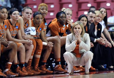 Texas women's basketball falls just short to Maryland in