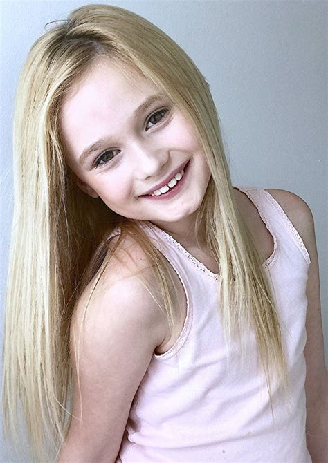 All about celebrity Audrey Grace Marshall! Watch list of