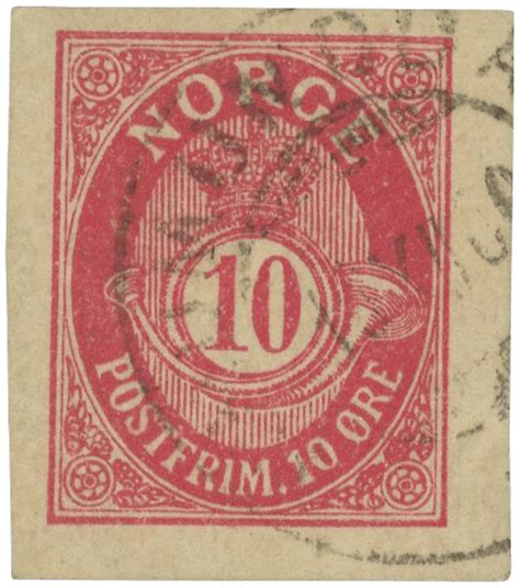 Rarest and most expensive Norwegian stamps list