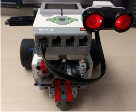 Control LEGO MINDSTORMS EV3 Robot Using Apple iOS Device