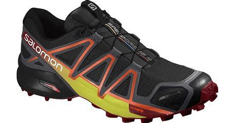 Salomon Speedcross 4 CS - Black/Green - Hitta bästa pris