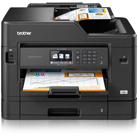 Brother MFC-J2730DW A3 Colour Multifunction Inkjet Printer