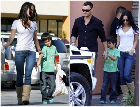 Megan Fox and Her Family: Husband, Kids, Sister, Parents - BHW
