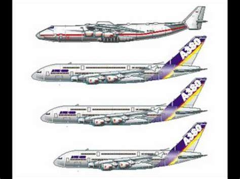 News on the Airbus A380-900 and -1000 - YouTube