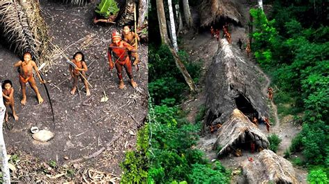 Unseen Drone & Satellite Images of North Sentinel Island