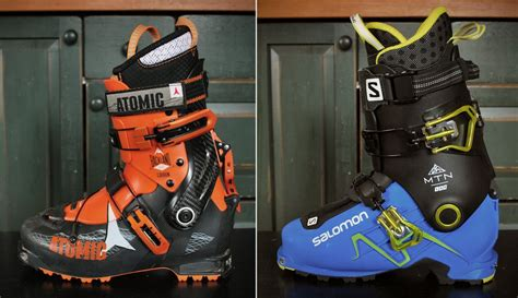 2016 Atomic Backland Carbon and Salomon MTN Lab, the best