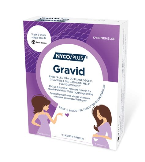 Nycoplus Gravid - Nycomed