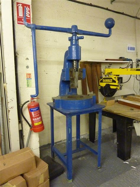 Sweeney Blocksidge Fly Press (includes stand) - 1st Machinery
