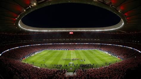 Atlético de Madrid | Wanda Metropolitano to host Spain