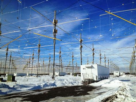 HAARP Death Sentence Stayed, But Facility Being Dismantled