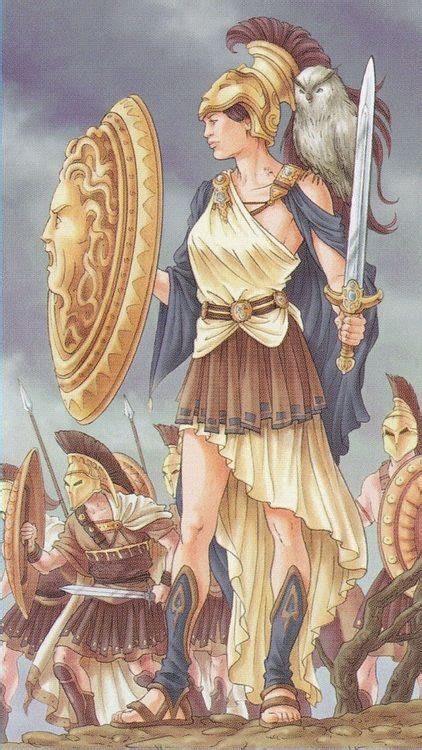Athena Promachos ( #Athena who fights in front
