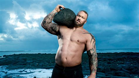 The Mountain from Game of Thrones Explains How He Got So