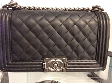 Chanel Boy Bag Price Increase starting from the Cruise