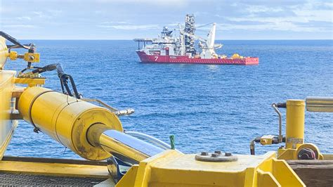 Norway: Nova risers successfully installed   Wintershall