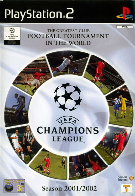 UEFA Champions League Season 2001/2002 for PlayStation 2