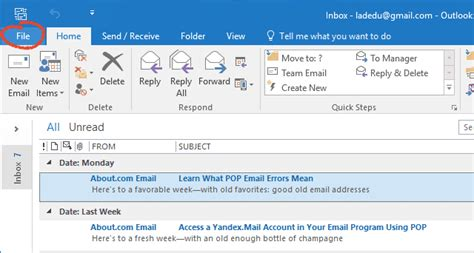 How to Create an Email Signature in Outlook 2016