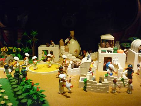 40 years of Playmobil exhibition in Speyer