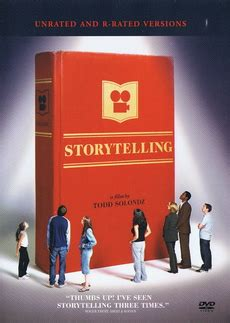 Storytelling (Comparison: R-Rated - Unrated) - Movie
