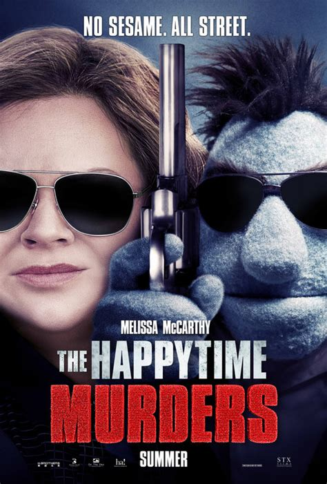 The Happytime Murders Movie Poster (#1 of 7) - IMP Awards